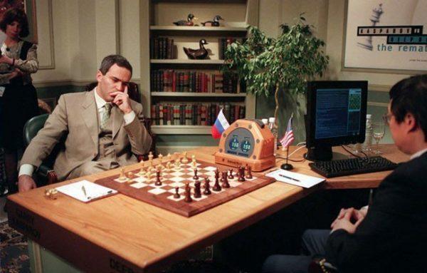 inteligencia artificial ajedrez