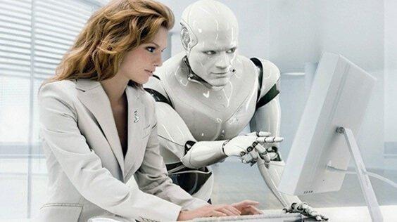 ROBOT con IA