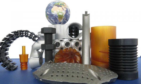 materiales para impresora 3D