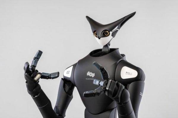 Robot-Model-T