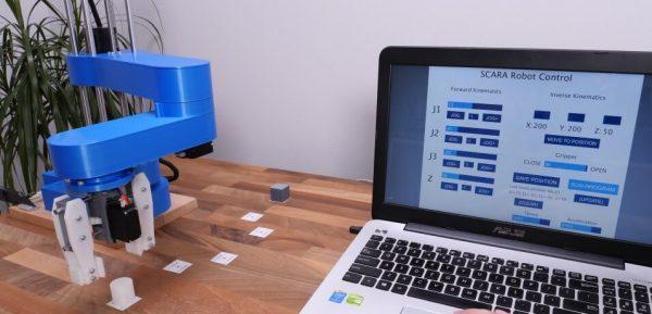 Interface-robot-scada-procesing