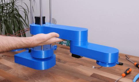 robot-scara-impreso-3D